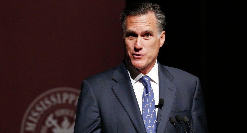Mitt Romney, ex-presidenciável norte-americano e ex-governador do estado de Massachusetts, EUA (foto de arquivo)