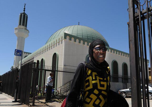 Imagem ilustrativa: Mesquita Masjid Omar ibn Al-Khattab, em Los Angeles