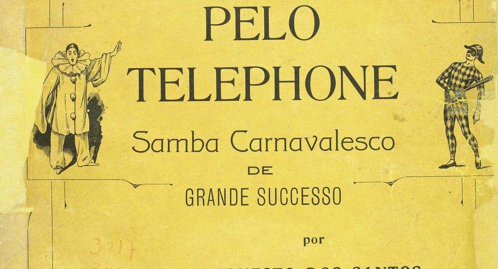 Pelo Telefone - 100 anos