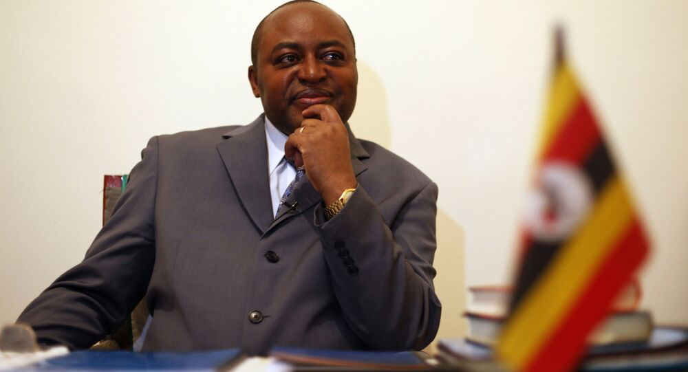 Charles Wesley Mumbere, rei tribal em Uganda