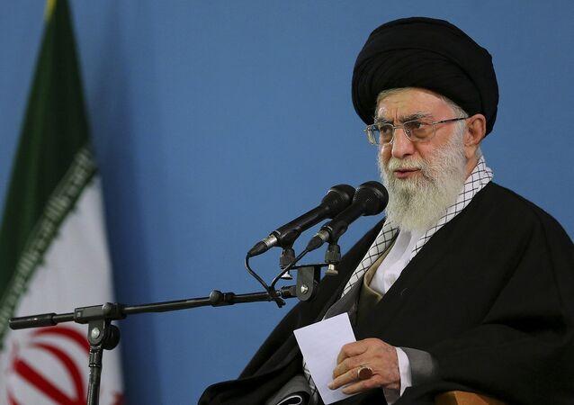 Aiatolá Ali Khamenei