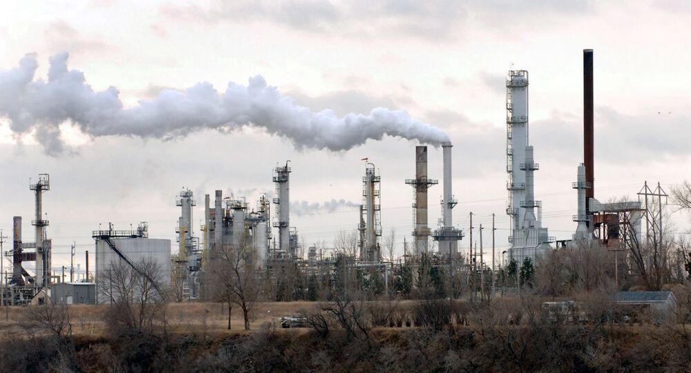 Poluição do ar (foto de arquivo)