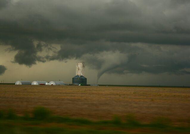 Condições climáticas adversas deixaram vários estados norte-americanos em alerta