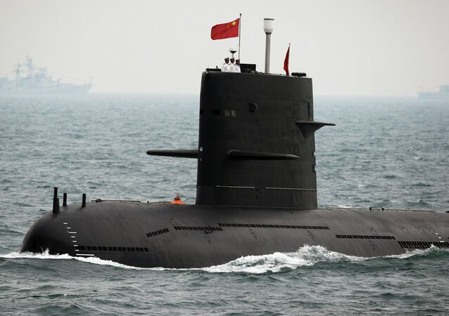 Submarino do Exército de Libertação Popular da China