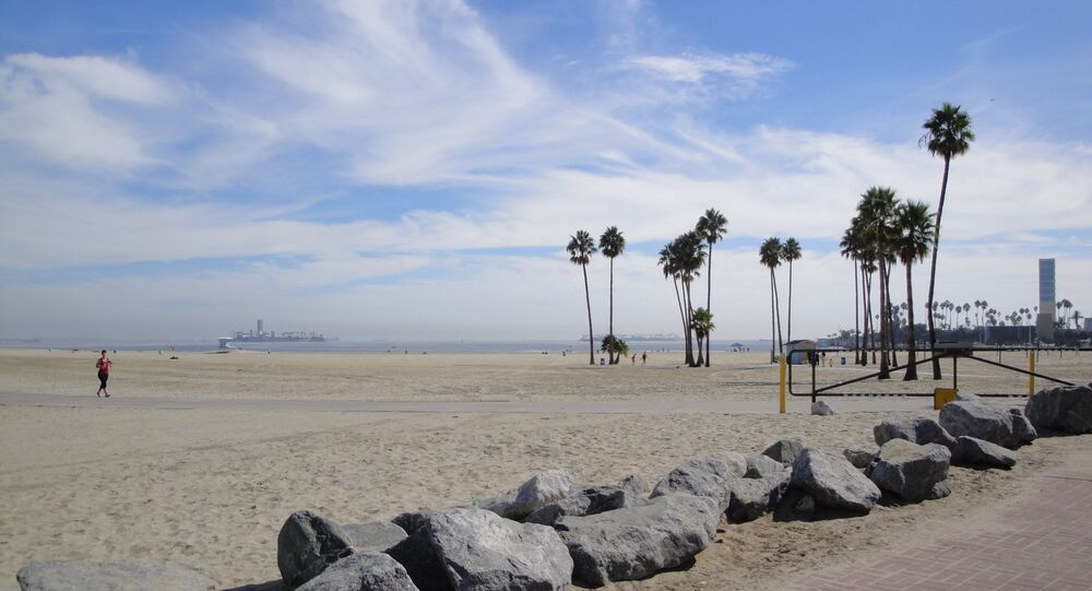 Vistas de Long Beach, California