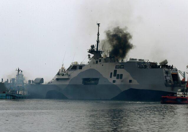 O navio USS Freedom (LCS-1)