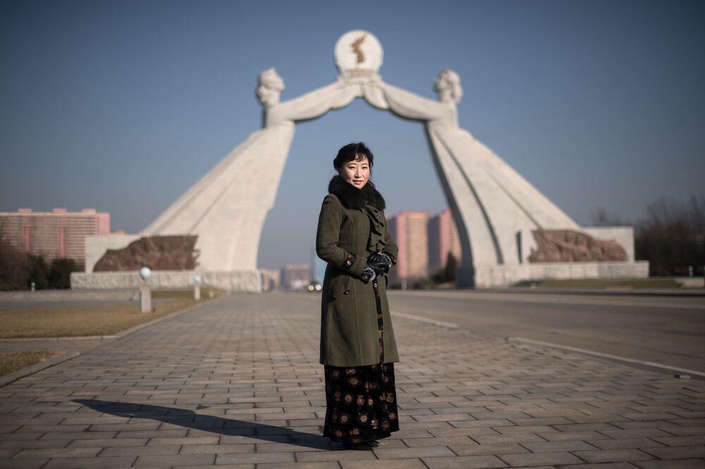 Oportunidade rara de dar uma olhada à vida cotidiana na Coreia do Norte