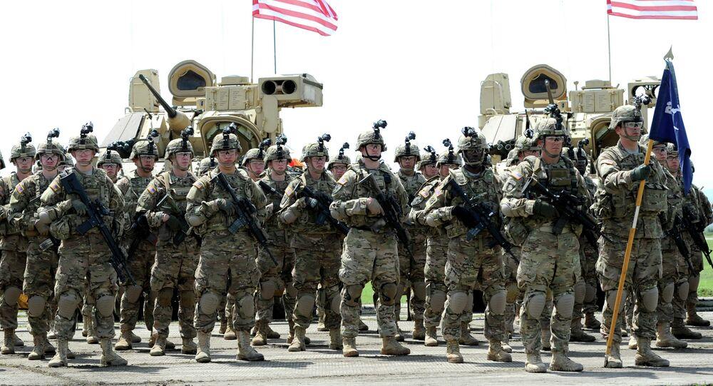 Militares dos EUA