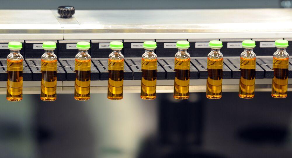 Produção de insulina