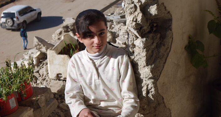 Aisha - crianças de Aleppo falam sobre a guerra
