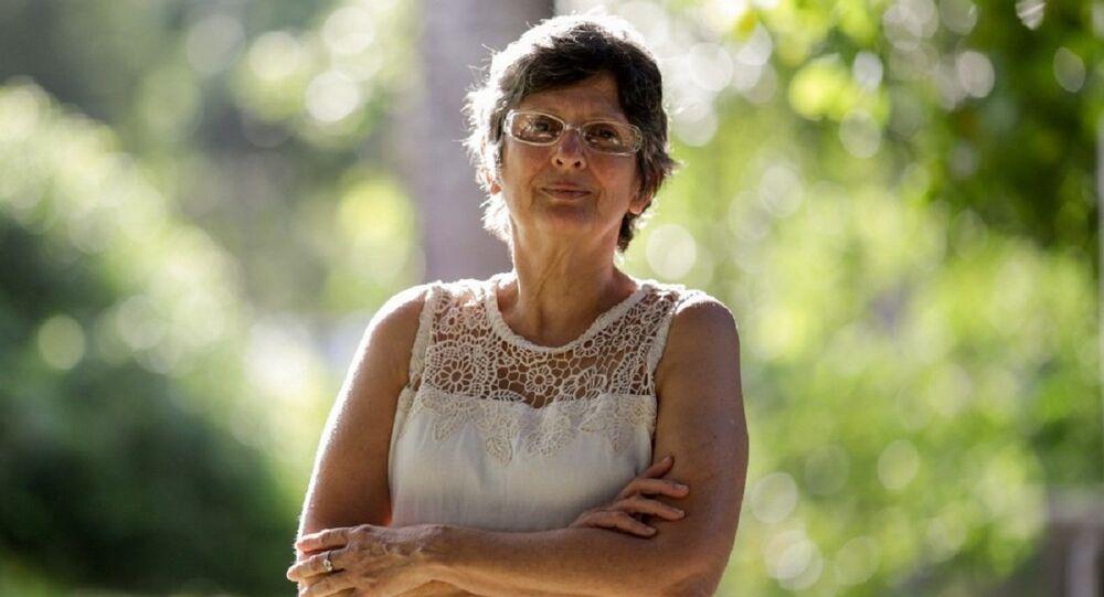 Celina Turchi, pesquisadora da Fundação Oswaldo Cruz em Pernambuco
