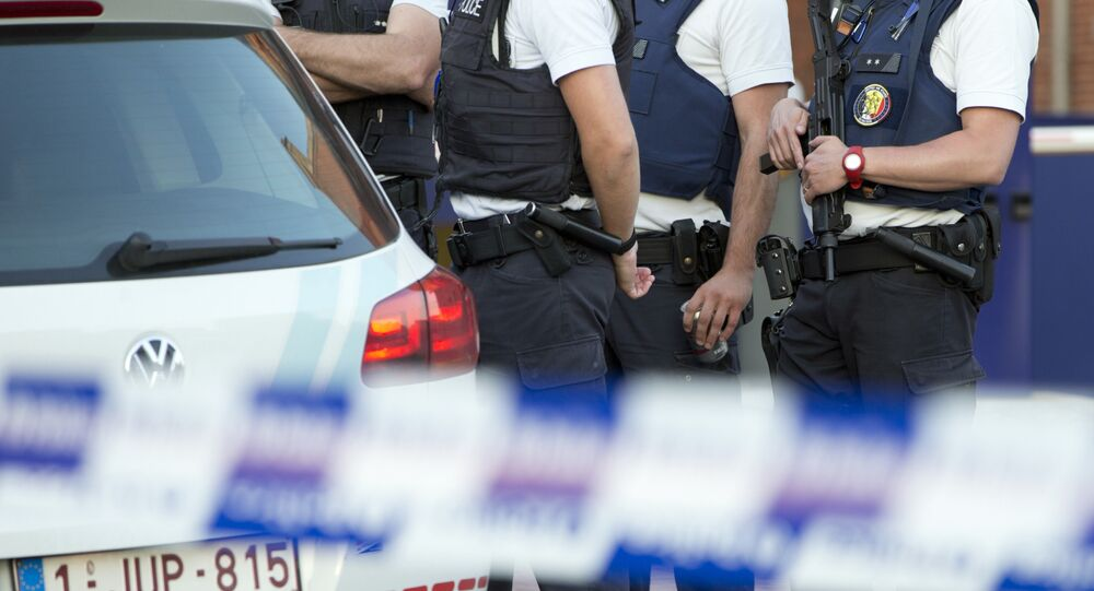 Policia da Bélgica