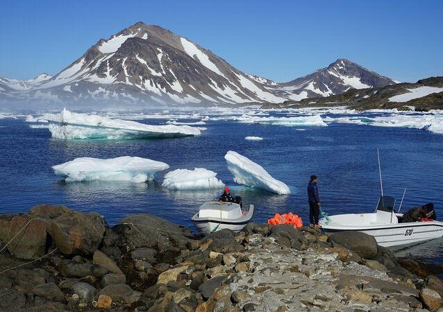 Groenlândia (foto de arquivo)