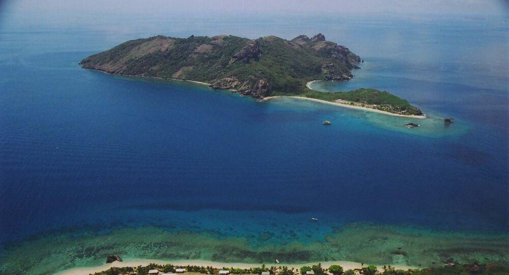 Ilha de Kuata, Fiji