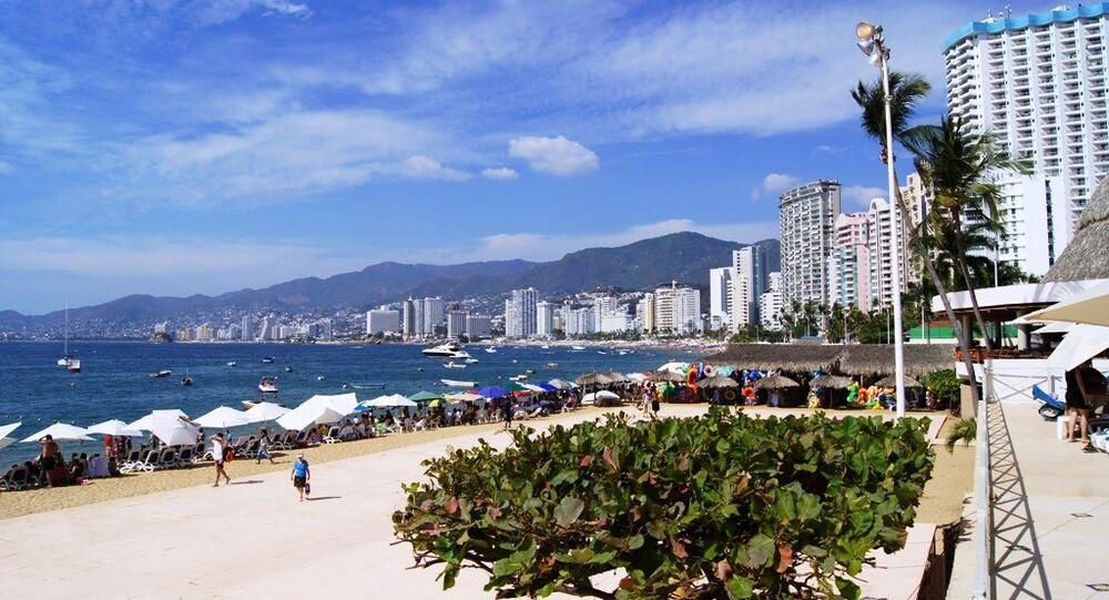Acapulco de Juárez, México (arquivo)