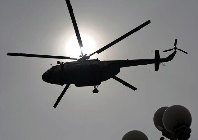 Mi-17 da Força Armada Nacional da República Bolivariana da Venezuela desapareceu no último dia 30 com 13 pessoas a bordo