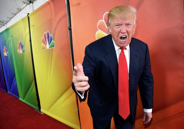 Trump na NBC