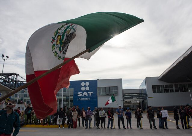 Protestos pela alta nos combustíveis no México