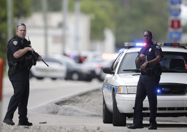 Polícia dos EUA. (Arquivo)