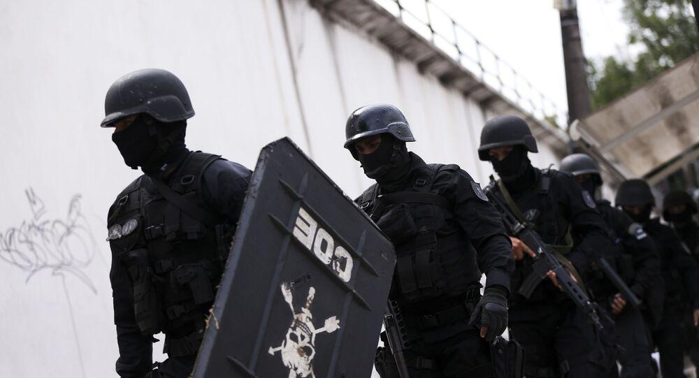 Força Nacional assume controle de segurança