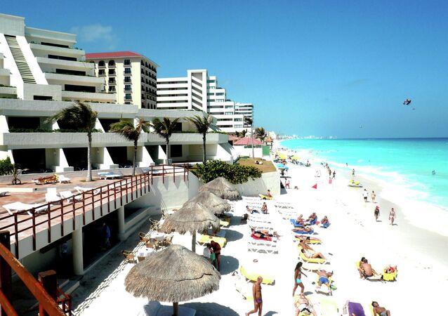 Cancun, México.