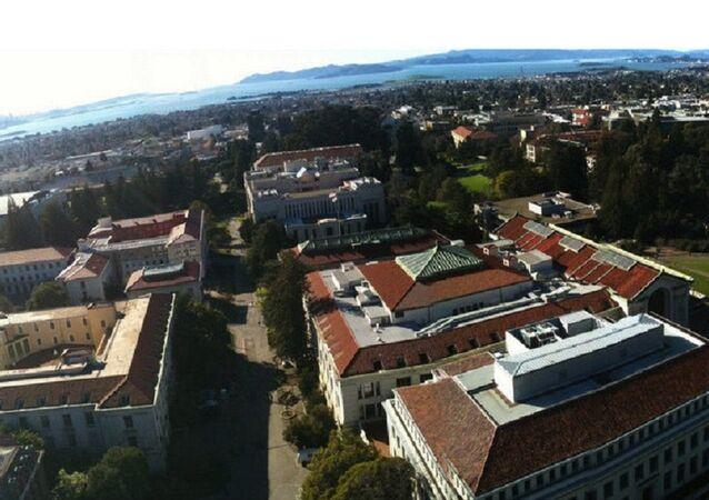 Panorama da Universidade da Califórnia