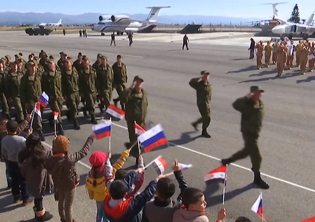 Aviões russos deixam Síria
