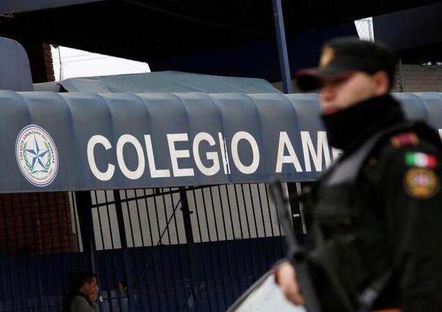 Colegio Americano del Noreste 2