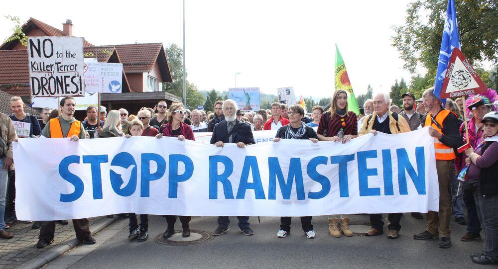 Companha Acabar com Ramstein