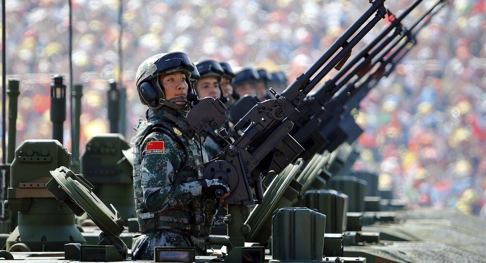 Soldados do Exército da Libertação Popular da China