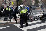 Protestos em Washington