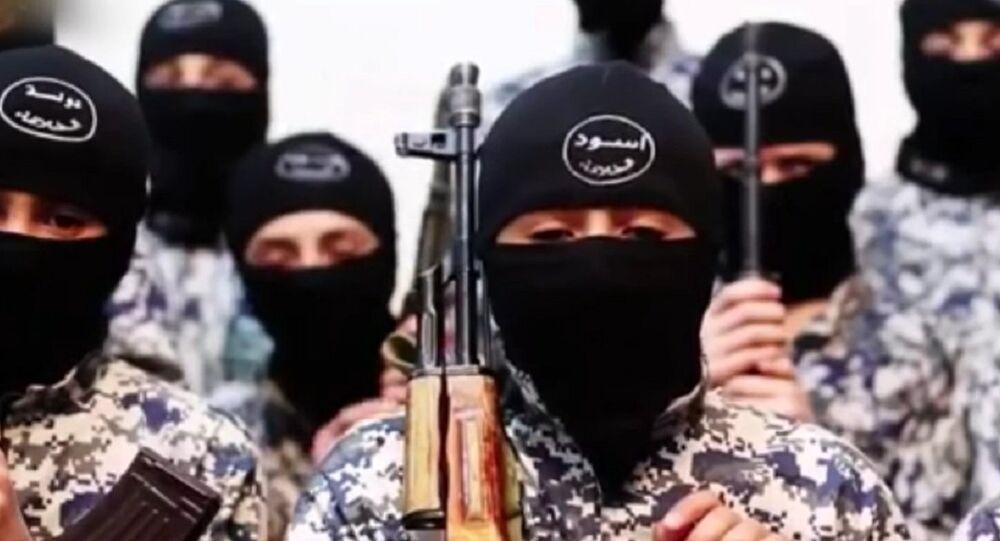 Crianças recrutadas pelo Daesh. (File)