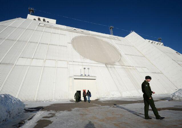 Estação de radar Don-2N, da Rússia