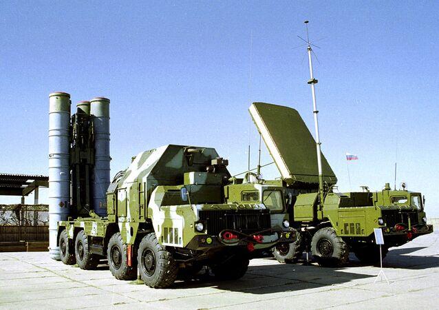 Sistema S-300.