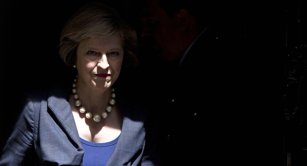 Primeira-ministra britânica, Theresa May