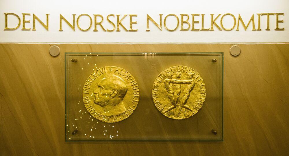 Medalha do Prêmio Nobel da Paz