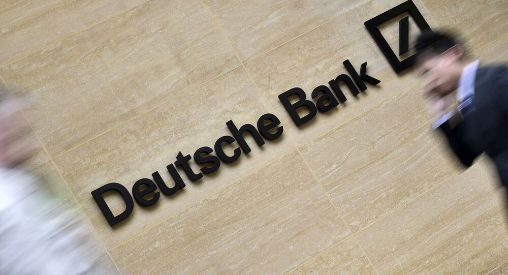 Sede do Deutsche Bank em Londres