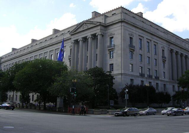 Departamento de Justiça dos EUA