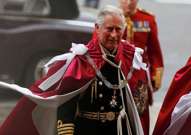 Príncipe da Grã-Bretanha, Charles