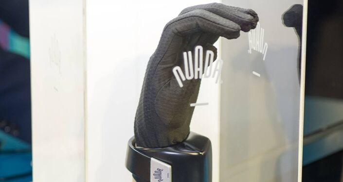 A luva inovadora da empresa portuguesa Nuada
