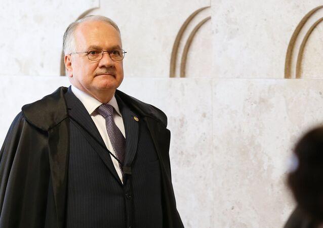 Ministro Edson Fachin