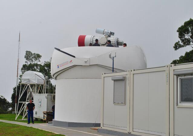 Roscosmos participa de projeto de telescópio no Brasil