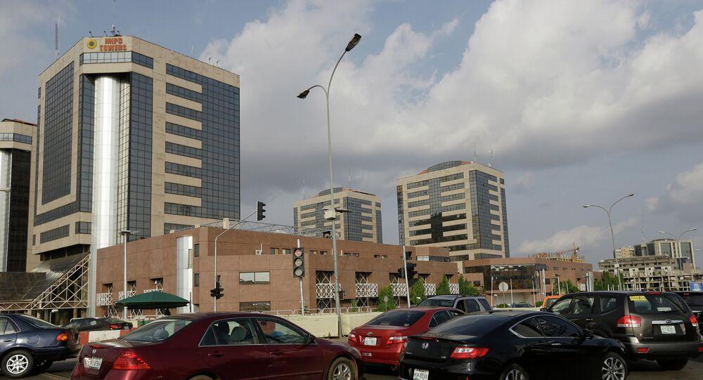 Sede da Nigerian National Petroleum Corporation em Abuja, Nigéria (arquivo)