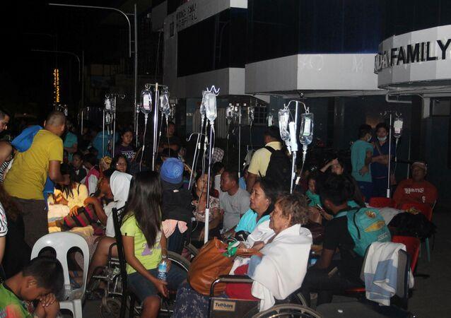 Terremoto nas Filipinas, 10 de fevereiro de 2017
