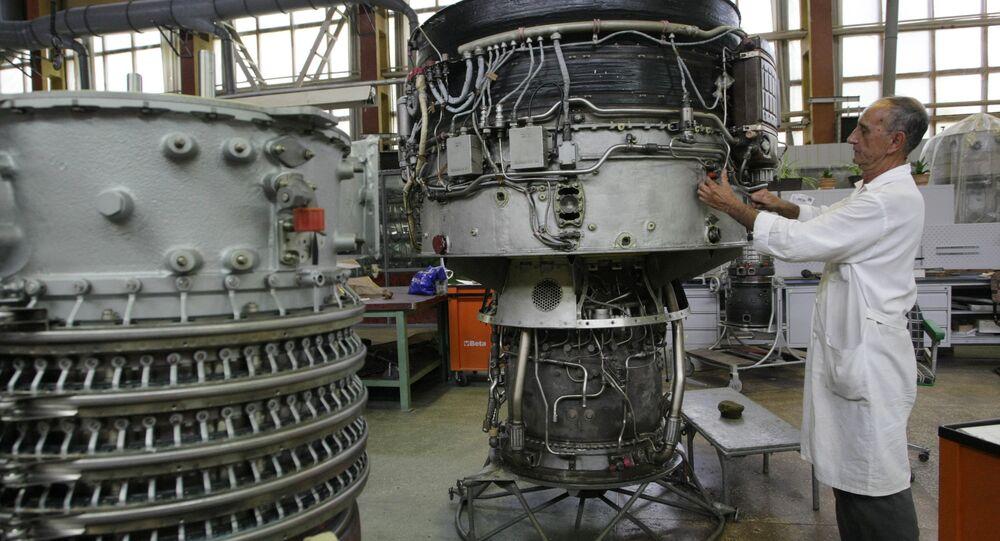 Motor Sich, SA, em Zaporozhye