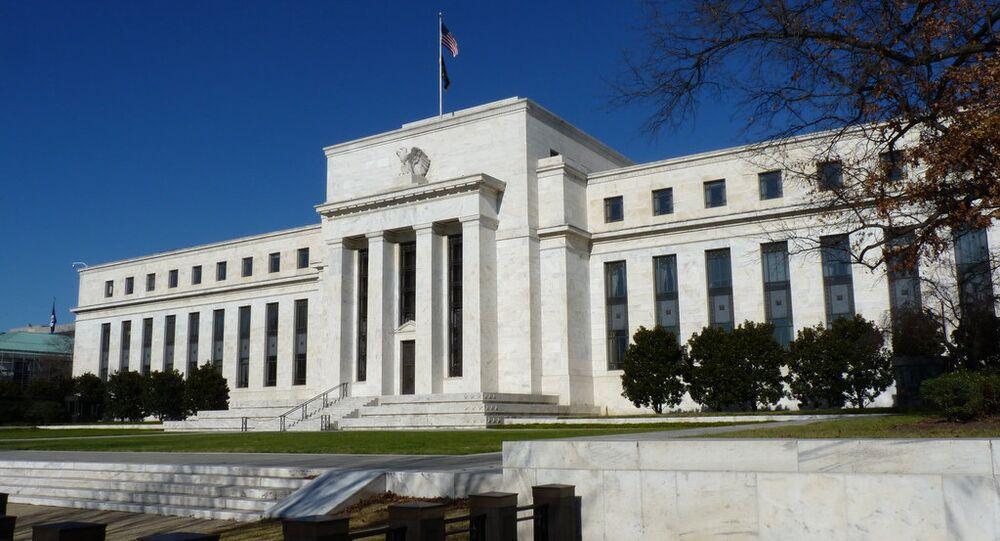 Sede do Federal Reserve, em Washington, D.C.