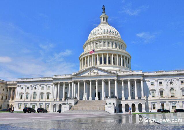 Capitólio em Washington, DC