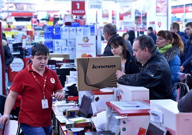 Rússia aposta em e-commerce livre de barreiras entre países do BRICS