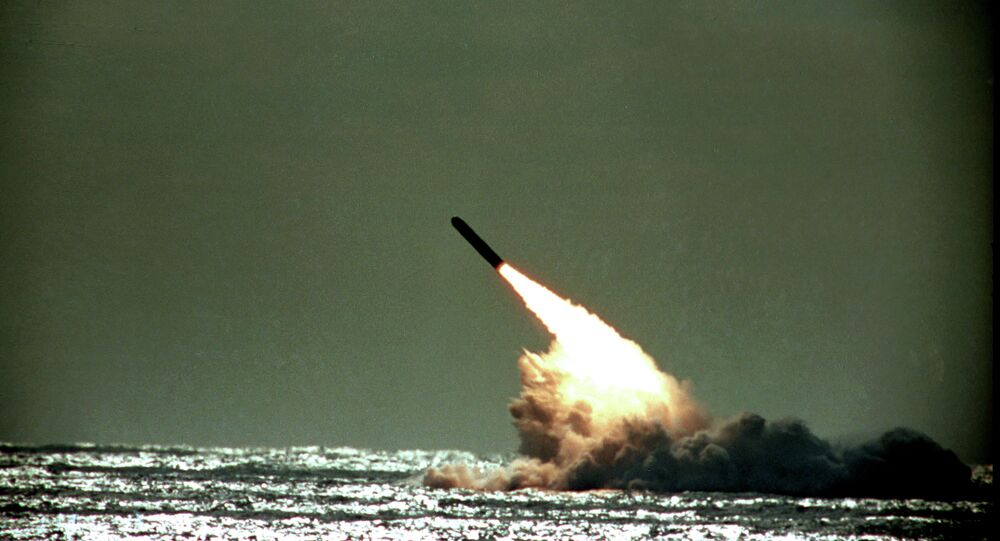 Launch of a Trident II