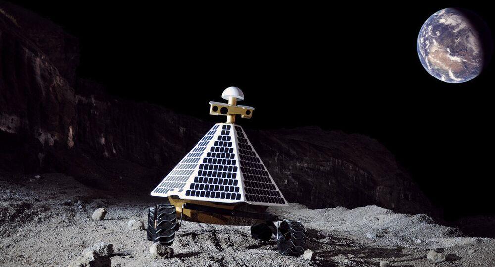 Vista da Terra a partir da Lua
